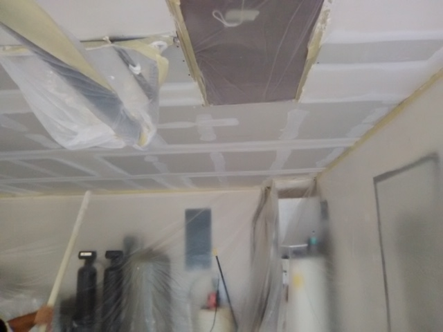 Drywall Ceiling Repair